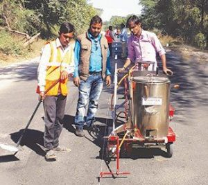 Road Marking Equipments