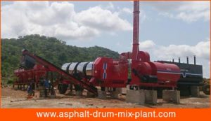 asphalt drum mix plant india