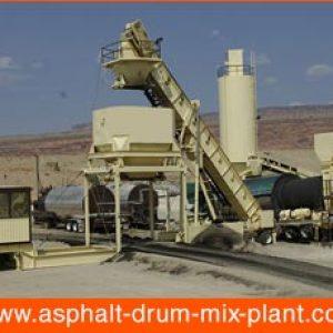 portable asphalt plant exporter in korea