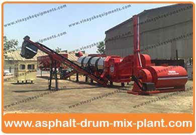 Asphalt Drum Mix Plants exporter qatar