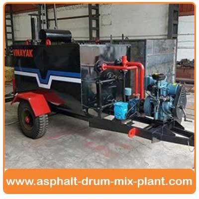 Bitumen Pressure Distributor, Bitumen Pressure Distributor Machine