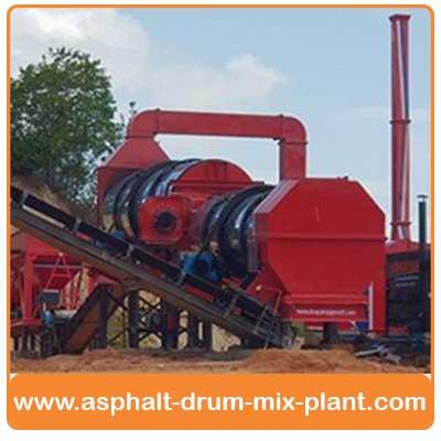 Drum Mix Plant India