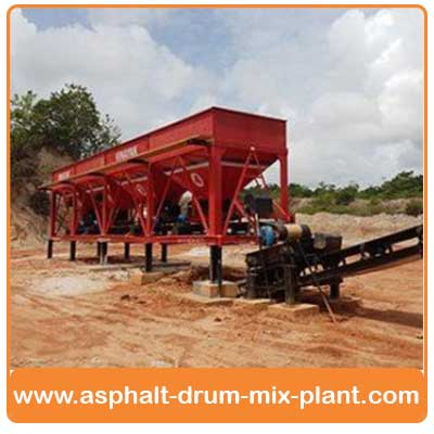 Portable Drum Mix Plant manufacturers