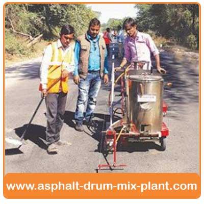 Road Marking Equipment India
